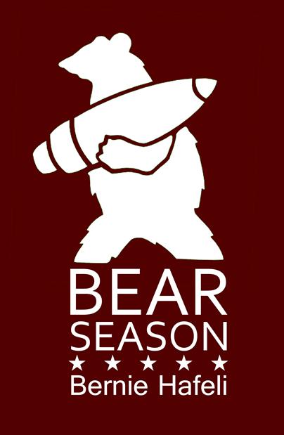 """""""Bear Season,"""" by Bernie Hafeli"""