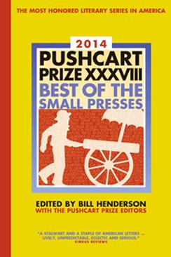 Pushcart Prize 2014