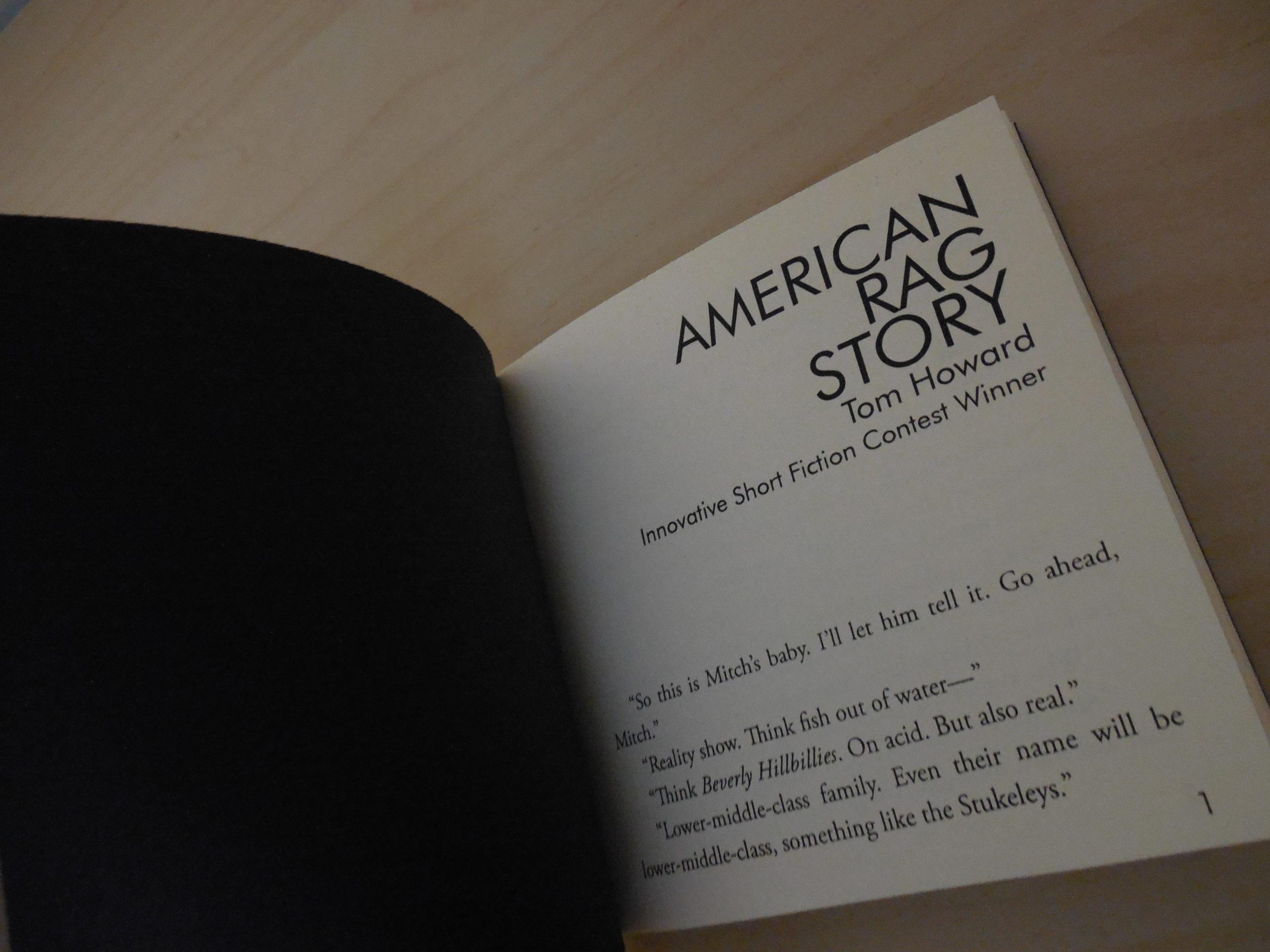 American Rag Story Photo 2