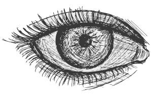 Eyeball Sketch
