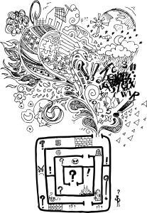 Maze Sketch