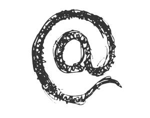 At-Symbol-Sketch