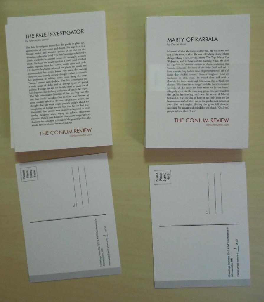 AWP Postcards