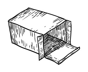 small box sketch