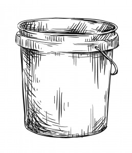 Bucket sketch