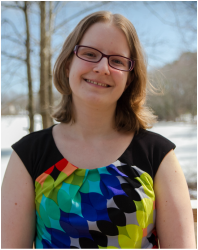 Melissa Reddish author photo