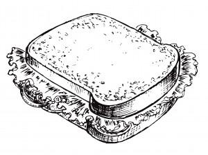 Sandwich Sketch