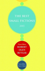 Best Small Fictions cover