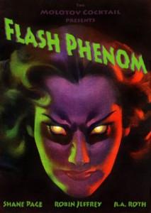 Flash Phenom cover