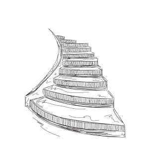 Staircase Sketch (pylypchuk25)