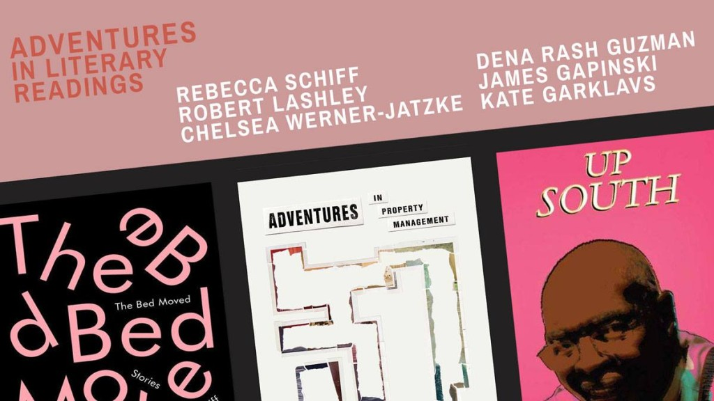 Adventures Reading header