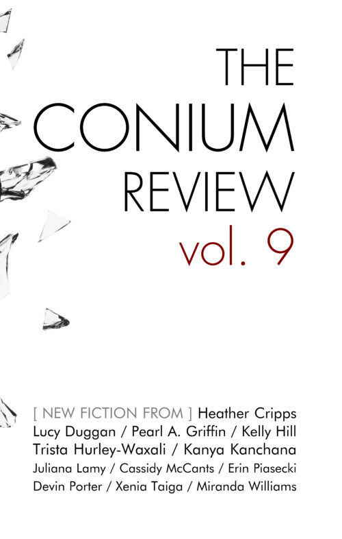 Image cover for The Conium Review: Volume 9